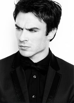 Ian Somerhalder for Icon Magazine 2013
