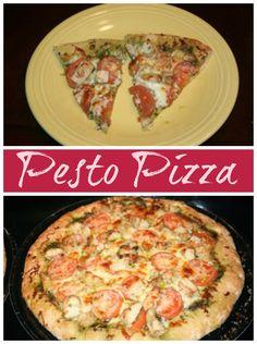 Chicken Pesto Pizza | Recipes We Love