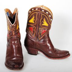 1eeffac1780 33 Best Vintage Cowboy Boots images in 2016 | Cowboy boots, Western ...