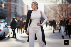 Cool Chic Style Fashion: Street Style Chic   Gigi Hadid