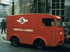 """The Swastika Laundry was a laundry founded in 1912, located on Shelbourne Road, Ballsbridge, a district of Dublin, Ireland. It was founded by John W. Brittain (1872–1937) from Manorhamilton, Co. Leitrim who was one of the """"pioneers of the laundry business in Ireland"""" having founded the Metropolitan and White Heather Laundries in 1899."""