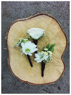Wildflower buttonholes. | by flower jar