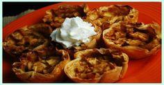 Mini Apple Pie Recipe – 2 Points +