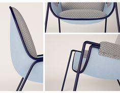 MAGDA Easy chair on Behance
