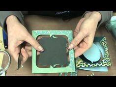 ▶ #89 Karen Burniston & Elizabeth Crafts Pop It Ups dies for CHA 2014 by Scrapbooking Made Simple - YouTube