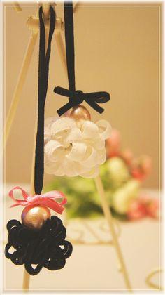 お花のタッセル の画像|カルトナージュとタッセル TiAMo 奈良