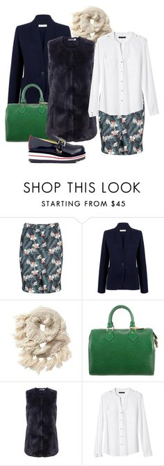 """""""Sin título #128"""" by jaionealvarez ❤ liked on Polyvore featuring Atea Oceanie, Athleta, Louis Vuitton, Mint Velvet, Banana Republic and Tommy Hilfiger"""