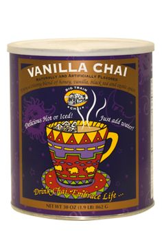 "I discovered this chai years ago.  I've tried several brands, but none compare to Big Train Chai.  My favorites are the Vanilla and Spiced Chai.  This is my ""coffee"" every morning."