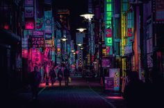 Akasaka Nights / 赤坂 / Lucid Dreams / 00:49:12 liamwong.com #cyberpunk #neotokyo…