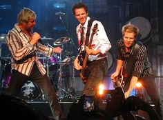 Yes, for some unknown, mysterious reason, today is International Duran Duran Appreciation Day! Let's take time out of our busy schedules and salute the 80's rock icons: