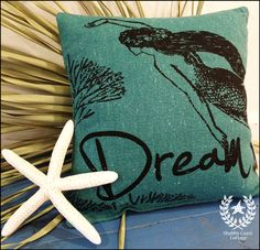 We Just Received These Dreamy Mermaid Pillows In Today Beautiful