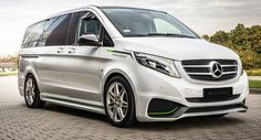 Carlex Will Make Your Mercedes Vito Look Fast & Furious