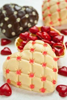 """Het lekkerste recept voor """"Frambozenhartjes"""" vind je bij njam! Ontdek nu meer dan duizenden smakelijke njam!-recepten voor alledaags kookplezier!"""