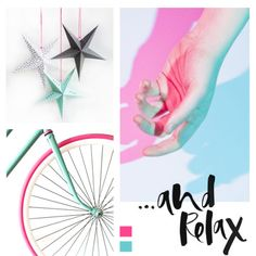 01⎥16 moodboard aureliedhuit.com #moodboard #tendance #January #Janvier #inspiration #design #graphic #graphisme #bike #velo #roue #wheel #étoiles #stars #paper #papier #main #hand #light #lumière #relax #couleurs #colors #pink #rose #blue #bleu Image Pinterest, Inspiration Design, Art Director, Graphic, Relax, Deep, Abstract, Beach, Artwork