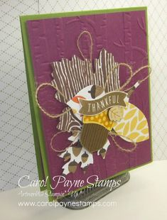 stampin up acorny - Google Search