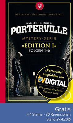 """#gratis #eBooks #kostenlos #Thriller #Krimi #Kindle ~~ (Darkside Park): Edition I (Folgen 1-6) Die spannende Fortsetzung der mehrfach ausgezeichneten Mystery-Serie """"Darkside Park""""! Die neue 18-teilige Mystery-Serie """"Porterville"""" ist keine normale Serie, wie du sie kennst. Denn sie funktioniert wie eine Art Puzzle: So ist jede neue Folge von """"Porterville"""" wie ein neues Puzzle-Teil. Das bedeutet, die Geschichten beginnen nicht ... http://www.tollebuchangebote.de/ebooks/5124"""