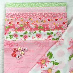 Sew & Sew fabric line by Chloe's Closet for Moda.