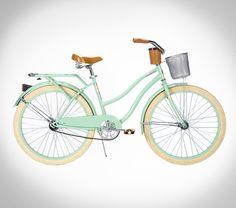 18 Cruiser Bikes We Dream of Riding This Summer via Brit + Co.