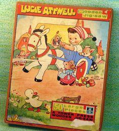Mabel Lucie Attwell puzzle