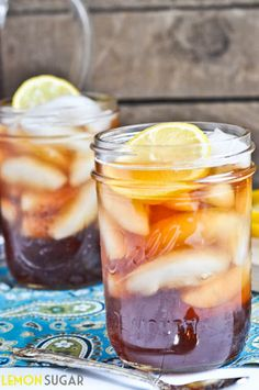 Sweet Tea | 14 Delicious And Charming Reasons To Throw A Kentucky Derby Party