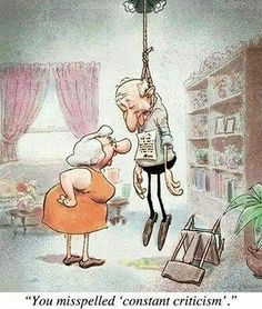 Nagging isn't cool, Ladies #suicide #hanging #old #woman #man #oldwoman #Oldman #funny #lol #lmfao #InstaTags4Likes #hilarious #laugh #laughing #tweegram #fun #friends #photooftheday #friend #wacky #crazy @appslejandro #silly #witty #instahappy #joke #jokes #joking