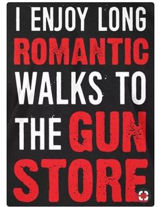 If you're looking to pick up a new concealed carry pistol or just another gun to take to the range, Gun Humor, Gun Meme, Pro Gun, Cool Guns, 2nd Amendment, Guns And Ammo, Concealed Carry, Apocalypse Survival, Funny Signs