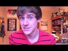 Another Connor Franta video. I love this guy's randomness :D