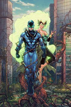 Volt Cover by BryanValenza on DeviantArt Heros Comics, Batman Comics, Superhero Characters, Dc Comics Characters, Image Comics, Alternative Comics, Arte Dc Comics, Hq Marvel, Superhero Design