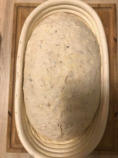 Špalďák s ražnou kašou Spelt Flour, Kefir, Dairy, Bread, Food, Basket, Brot, Essen, Baking