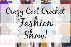 Crochet Easy Spring Summer Top - Crazy Cool Crochet Crochet Summer Tops, Crochet Fall, Unique Crochet, Chunky Crochet, Free Crochet, Crochet Tees, Beginner Crochet Projects, Crochet Patterns For Beginners, Crochet Blanket Patterns