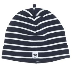 4cb17de0bef Buy Blue Polarn O. Pyret Children s Stripe Beanie Hat from our Baby    Toddler Clothing Offers range at John Lewis   Partners.