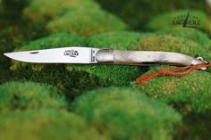 We spotted a beauty! At Forge de Laguiole®, we stand for versatility and offer our customers the opportunity to let their creativity run free. Do you have a special idea how your dream knife should look like? Contact us - we will find a way.  #laguiole #laguioleknife #laguioleknifes #madeinfrance #authentic #handmade #cutlery #knife #knives #knifemaking #forgedelaguiole #pocketknife #pocketknives #foldingknives #foldingknife #jackknife #jackknives #craftmanship #aesthetic
