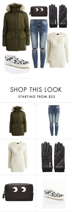 """Vila Clothes (C.C L'epicentre)"" by azaharamsb on Polyvore featuring moda, VILA y Anya Hindmarch"