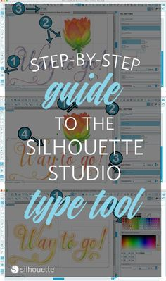 All Things Text Tool | Silhouette Studio® Tutorial