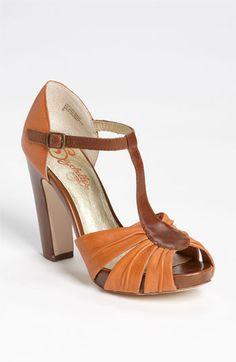 Seychelles 'Two Birds' Sandal. I love retro sandals!!