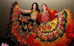 Traje de Llanera - Gabriela Ferrari para el Miss World 2012..