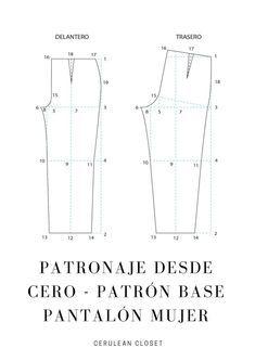 Pants Pattern Free, Free Pattern, Dress Patterns, Sewing Patterns, Thai Fisherman Pants, Cerulean, Base, Clothes, Piano