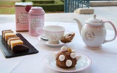 L'Afternoon tea royal au Trianon Palace Versailles