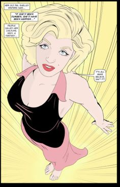 """Where haven't you seen Marilyn Monroe, star of such classics as 1953's """"Gentlemen Prefer Blondes"""" and 1959's """"Some Like It Hot""""? Her early death at age 36 …"""