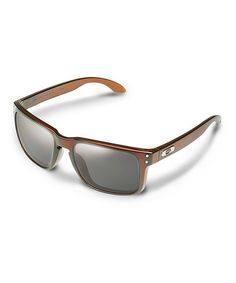 774b6b83c32 Polished Rootbeer  amp  Polar Gray Holbrook Sunglasses -