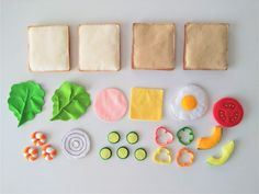 Felt Food, Childcare, Projects To Try, Nursery, Crafty, Sewing, Toys, Handmade, Blog