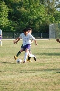 Prince Edward Varsity Eagles Snag Soccer Title