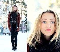 Cold blonde (by Petra Karlsson) http://lookbook.nu/look/4500461-cold-blonde
