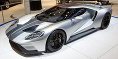 Ford GT - Chicago Auto Show Photos - RoadandTrack.com