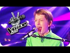 Jerry Lee Lewis - Great Balls Of Fire (Tilman) | The Voice Kids 2015 | Blind Auditions | SAT.1 - YouTube