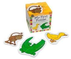 Infantino My First Puzzles
