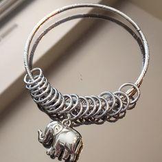 NWOT SILVER ELEPHANT BANGLE BRACELET NWOT SILVER ELEPHANT BANGLE BRACELET Jewelry Bracelets