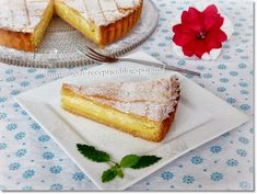Pudingos túrós pite - Kemény Tojás receptek képekkel Jamie Oliver, Food Network, Cake Cookies, Tart, French Toast, Cheesecake, Pie, Sweets, Baking