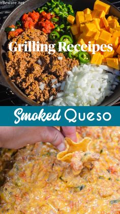 Traeger Recipes, Smoked Meat Recipes, Grilling Recipes, Meat Appetizers, Appetizer Recipes, Healthy Dinner Recipes, Mexican Food Recipes, Mexican Desserts, Drink Recipes