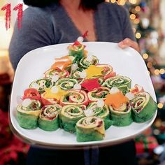 24 Christmas Finger Food Ideas